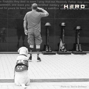 Donate To Fund Service Dogs For Veterans
